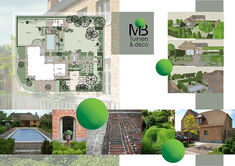 Tuinarchitectuur mb tuinen